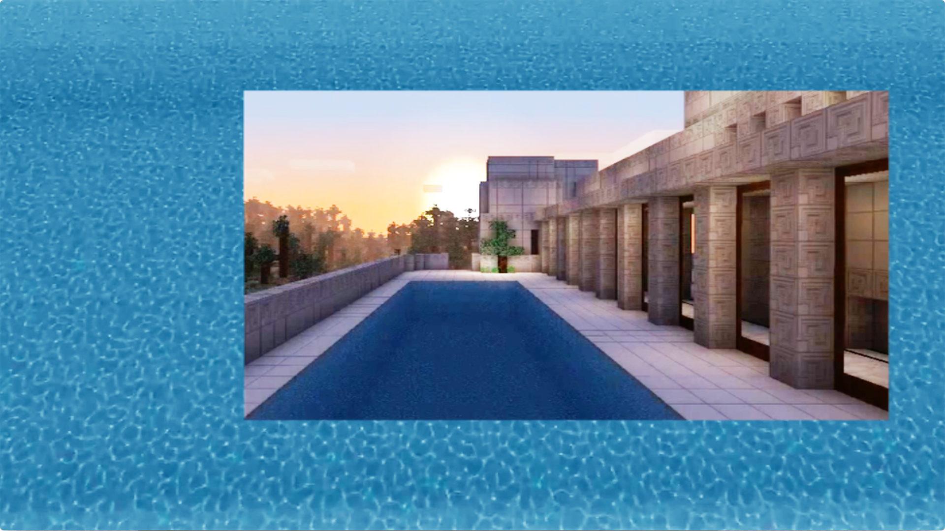Sebastian Acker | Ennis House